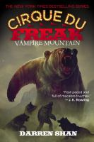 Cover image for Vampire Mountain
