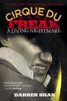 Cover image for A living nightmare