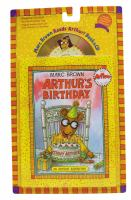 Cover image for Arthur's birthday