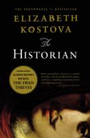 Cover image for The historian : a novel