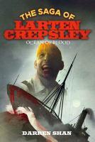 Cover image for Ocean of blood. bk. 2 : Saga of Larten Crepsley series