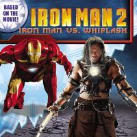 Cover image for Iron Man vs. Whiplash