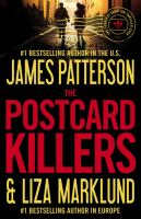 Cover image for The postcard killers : a novel