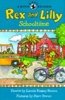 Cover image for Rex and Lilly school time