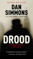Cover image for Drood [large print]