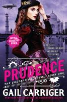 Cover image for Prudence. bk. 1 : Custard protocol series
