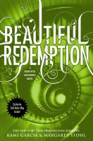 Cover image for Beautiful redemption