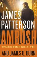 Cover image for Ambush. bk. 11 : Michael Bennett series