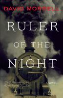 Cover image for Ruler of the night. bk. 3 : Thomas De Quincey series