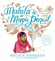 Imagen de portada para Malala's magic pencil