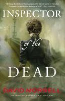 Cover image for Inspector of the dead. bk. 2 : Thomas De Quincey series