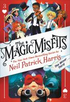 Cover image for The magic misfits. bk. 3 : the minor third