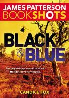 Cover image for Black & blue : Bookshots series