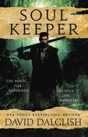 Cover image for Soulkeeper The Keepers Series, Book 1.