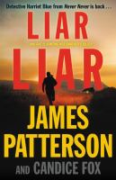 Cover image for Liar, liar. bk. 3 : Detective Harriet Blue series