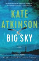 Cover image for Big sky. bk. 5 Jackson Brodie series series