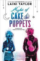 Cover image for Night of cake & puppets. bk. 2.5 : Daughter of smoke & bone series