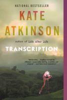 Cover image for Transcription a novel