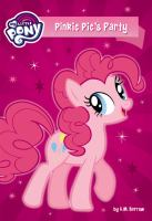 Cover image for Pinkie Pie's party : My little pony series