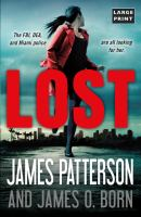 Cover image for Lost. bk. 1 [large print] : Tom Moon series