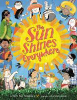 Cover image for The sun shines everywhere