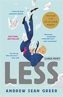 Imagen de portada para Less [large print] : a novel