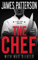 Cover image for The chef. bk. 1 Caleb Rooney series