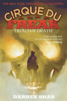 Imagen de portada para Trials of death. bk. 5 : Cirque du Freak series