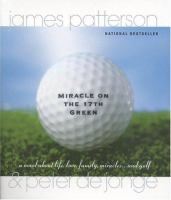 Cover image for Miracle on the 17th green. bk. 1 : Travis McKinley series