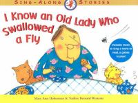 Cover image for I know an old lady who swallowed a fly