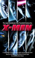 Cover image for X-men : a novelization : X-Men series