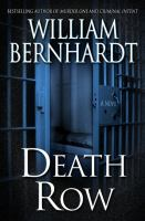 Cover image for Death row. bk. 12 : Ben Kincaid series