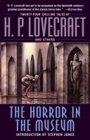 Cover image for The horror in the museum