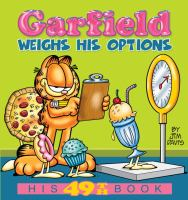 Cover image for Garfield weighs his options