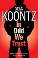 Cover image for In Odd we trust Odd Thomas series