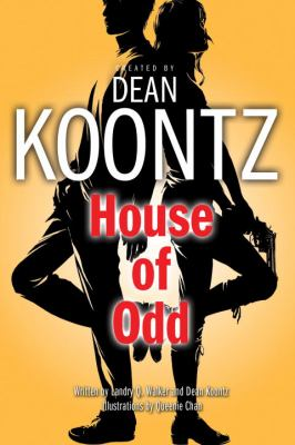 Cover image for House of Odd Odd Thomas series