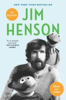 Cover image for Jim henson The Biography.