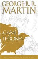 Cover image for A game of thrones. Vol. 4 [graphic novel] : the graphic novel
