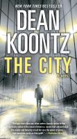 Cover image for The city A Novel.