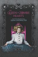 Cover image for The queen of zombie hearts. bk. 3 : White Rabbit chronicles
