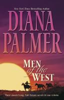 Cover image for Men of the West : Long, tall Texans series