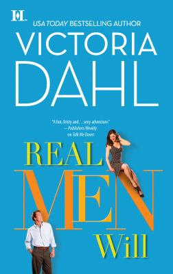 Cover image for Real men will