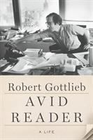 Cover image for Avid reader : a life