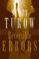 Cover image for Reversible errors. bk. 6 : Kindle County series
