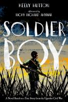 Cover image for Soldier boy