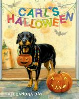 Cover image for Carl's Halloween