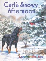 Cover image for Carl's snowy afternoon