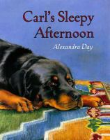 Cover image for Carl's sleepy afternoon
