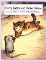 Cover image for Harry Kitten and Tucker Mouse