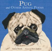 Cover image for Pug and other animal poems